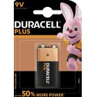 Batterie Duracell Plus Power MN1604 9V-Block Blister