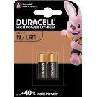 Batterie Duracell Security MN9100 LR1 Lady 2er Blister