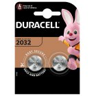 Lithium Knopfzelle, Batterie Duracell CR2032 für Pokemon GO Plus 2er Blister