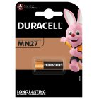 Batterie Duracell Typ V27A