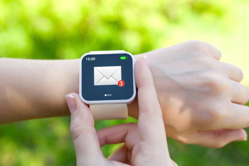 Für Wearables wie die Smartwatch braucht es neue Akku-Technologien.