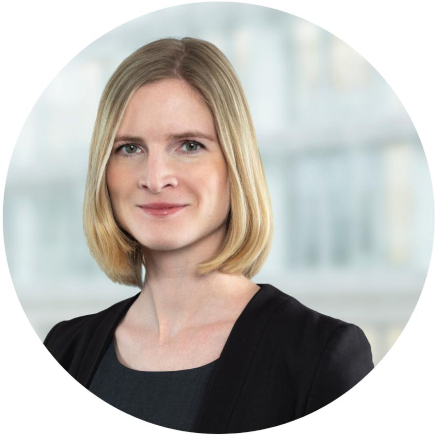 Natalie Gladkov Referentin für Digital Health beim Bundesverband Medizintechnologie (BVMed)